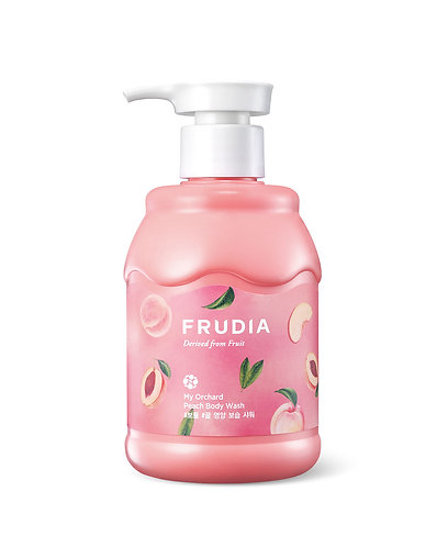 [Frudia] My Ochard Peach Body Wash
