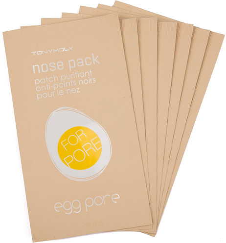 [Tony Moly] Egg Pore Nose Pack