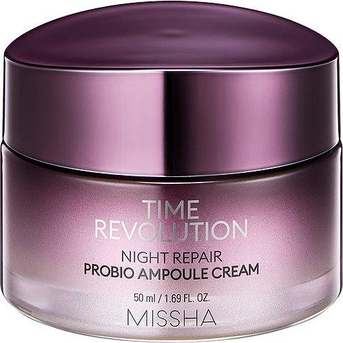 [Missha] Time Revolution Night Repair Probe Ampoule Cream