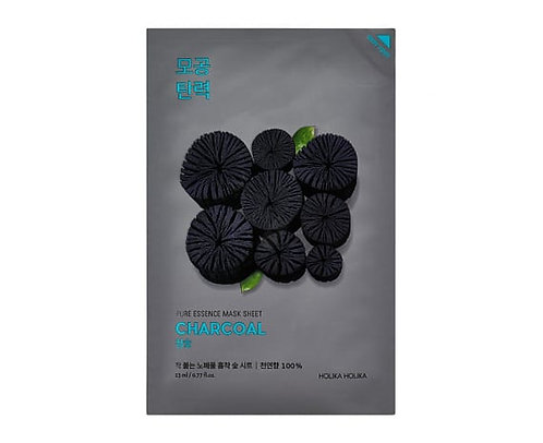 [Holika Holika] Pure Essence Mask Charcoal