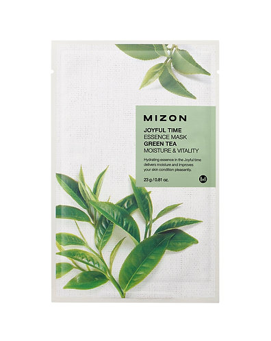 Mizon Joyful Time Essense Mask Green Tea