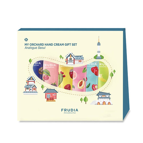 [Frudia] My Orchard Analogue Seoul Hand Cream Gift Set