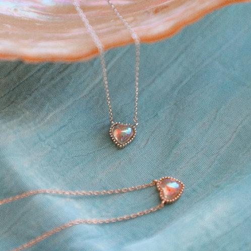 Mermaid's Heart Necklace