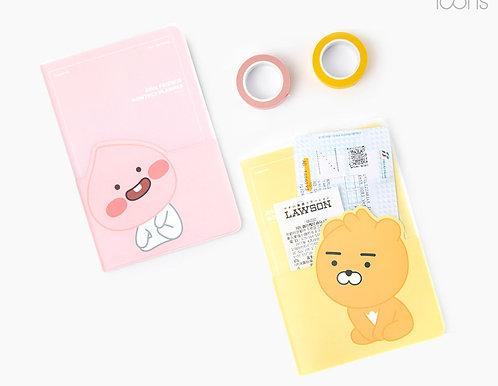 [Kakao Friends] Little Friends Monthly Planner