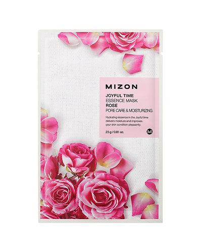Mizon Joyful Time Essence Rose Mask