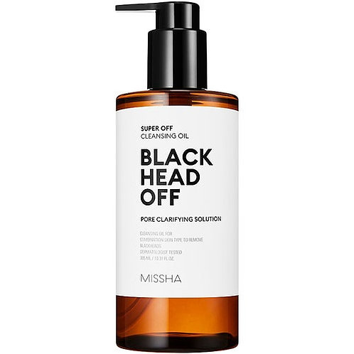 [Missha] Cleansing Oil Blackhead Off