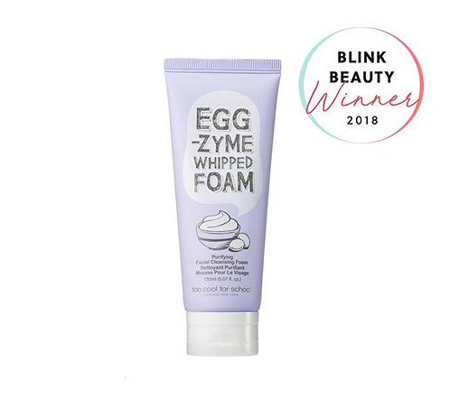 [Too Cool For School] Egg Zyme Whipped Foam