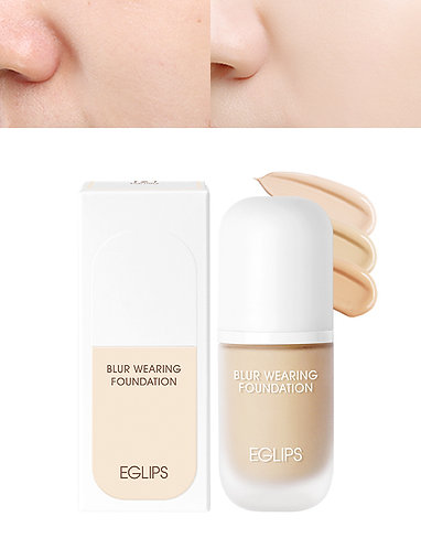 [Eglips] Blur Wearing Foundation