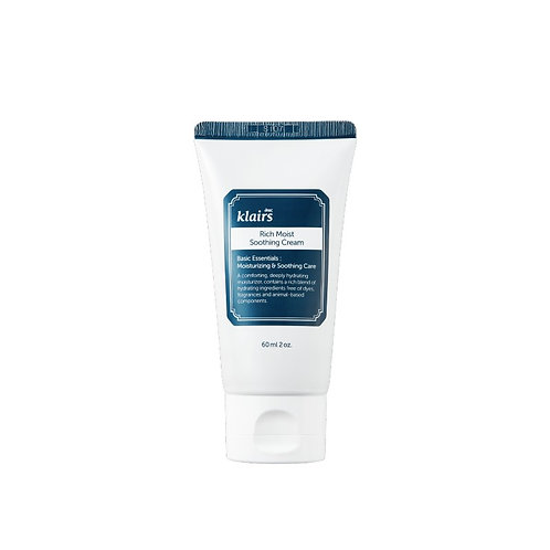 [Klairs] Rich Moist Soothing Cream