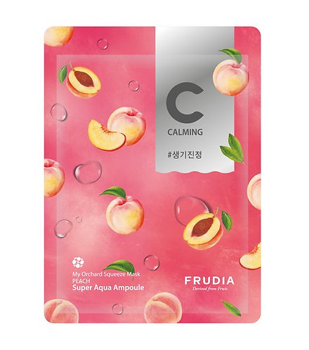 [Frudia] My Orchard Peach Squeeze Mask