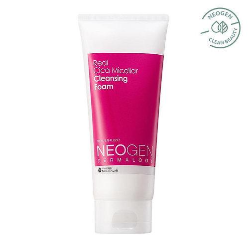 [Neogen] Dermatology Real Cica Micellar Cleansing Foam