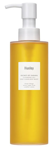 [Huxley] Cleansing Oil: Deep Clean, Deep Moist