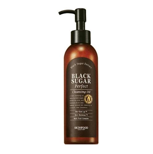 [Skinfood] Black Sugar Cleansing Oil