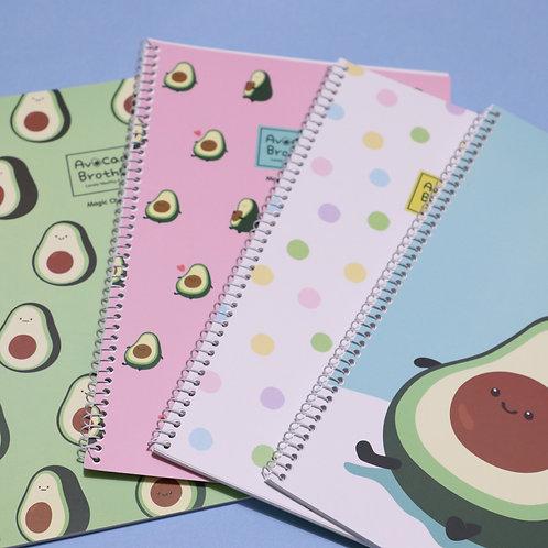 Avocado Mafia notebook