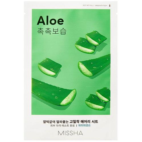 [Missha] Airy Fit Sheet Mask Aloe