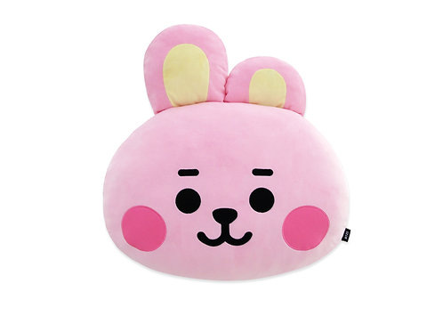 BT21 Baby Cooky Big Face Cushion
