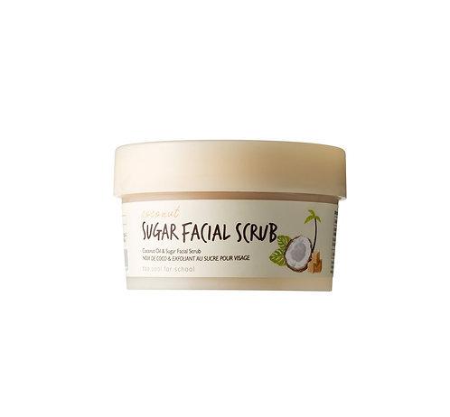 [Too Cool For School]  Coconut Sugar Facial Scrub