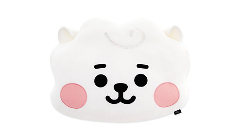 BT21 Baby RJ Big Face Cushion