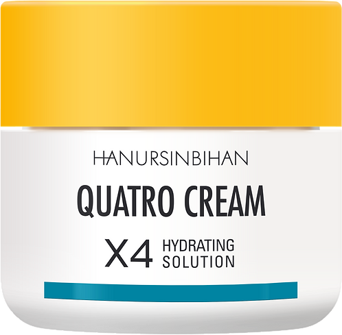 [HANURSINBIHAN] Quatro Cream Hydrating Solution