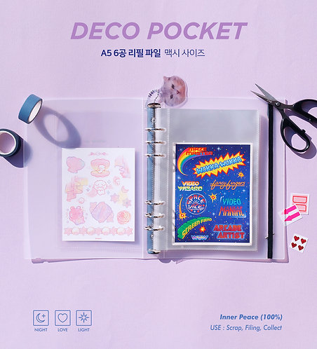 Deco Pocket Maxi