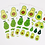 Thumbnail: Vegetable Self Cutting Sticker