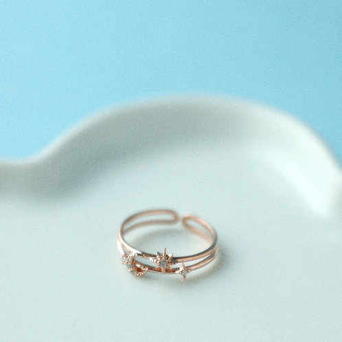 Celestial Way Ring