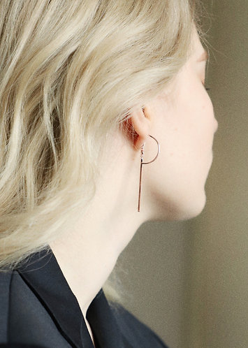 Unbalanced Earrings