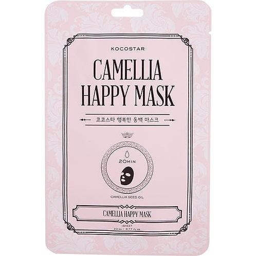 [Kocostar] Camellia Happy Mask