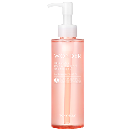 [Tony Moly] Apricot Cleansing Oil