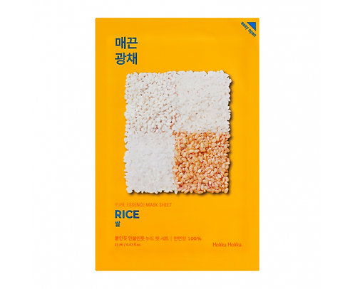 [Holika Holika] Pure Essence Mask Sheet Rice