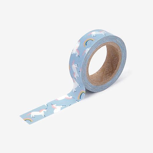 Masking Tape Unicorn