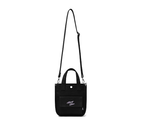 Almost Blue Canvas Tote Bag