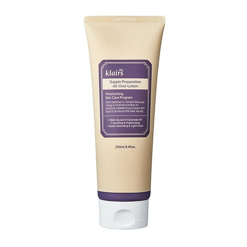 [Klairs] Supple Preparation All-Over Lotion