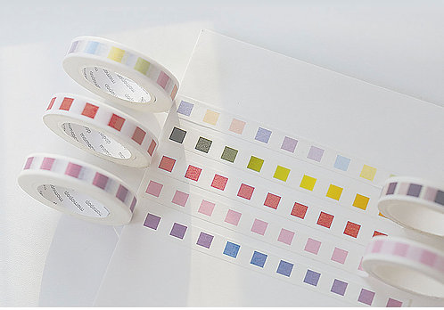 Checklist Gradation Masking Tape