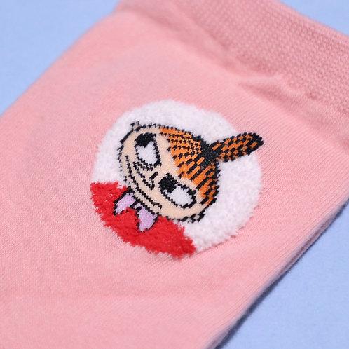Pink Pikku Myy Socks