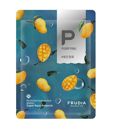 [Frudia] My Orchard Squeeze Mask Mango
