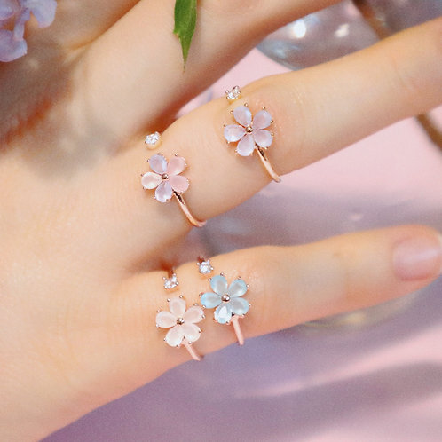 Flower with Crystal Ring Season 2