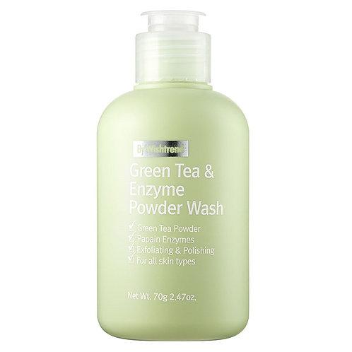 [By Wishtrend] Green Tea & Enzyme Powder Wash