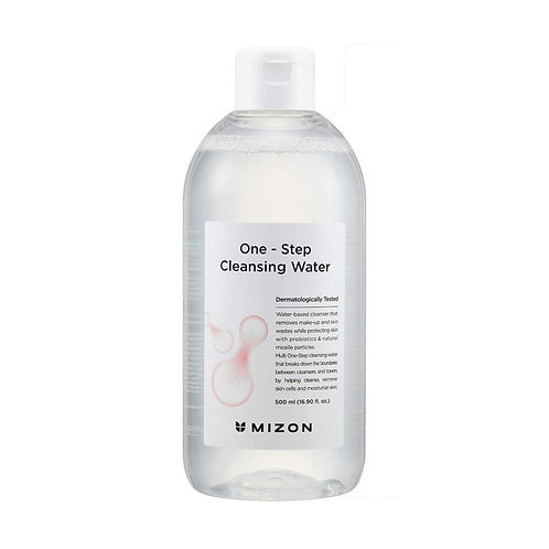 [Mizon] One Step Cleansing Water