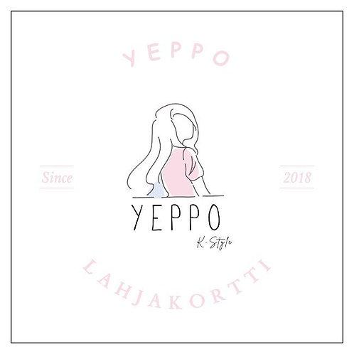 Yeppo Gift Card
