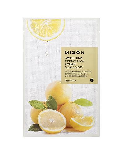 Mizon Joyful Time Essense Mask Vitamin