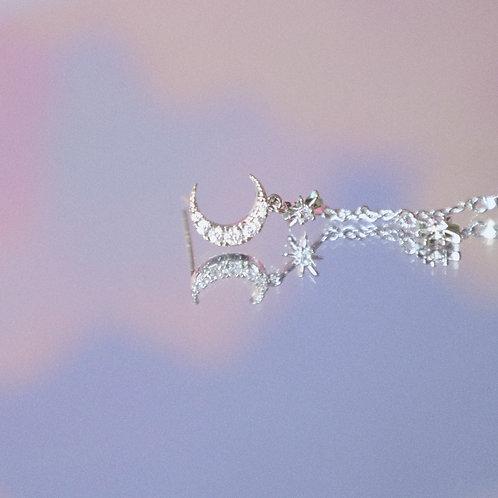 Stars Falling Down Earrings