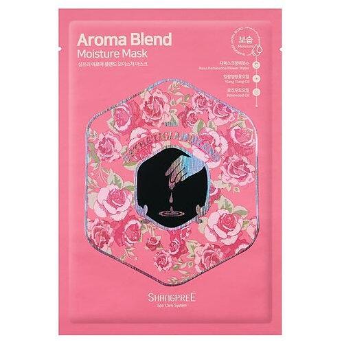 [Shangpree] Aroma Blend Moisture Mask