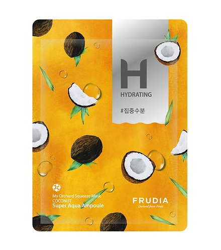 [Frudia] My Orchard Squeeze Mask Coconut