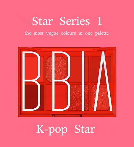 [BBIA] Final Shadow Palette K-pop Star
