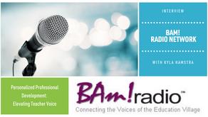 Personalized Professional Development: Elevating Teacher Voice