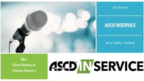 Q&A: Allison Rodman on Educator Recovery