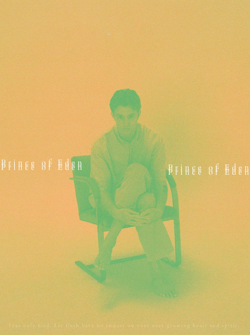 prince of eden poster - tuscan