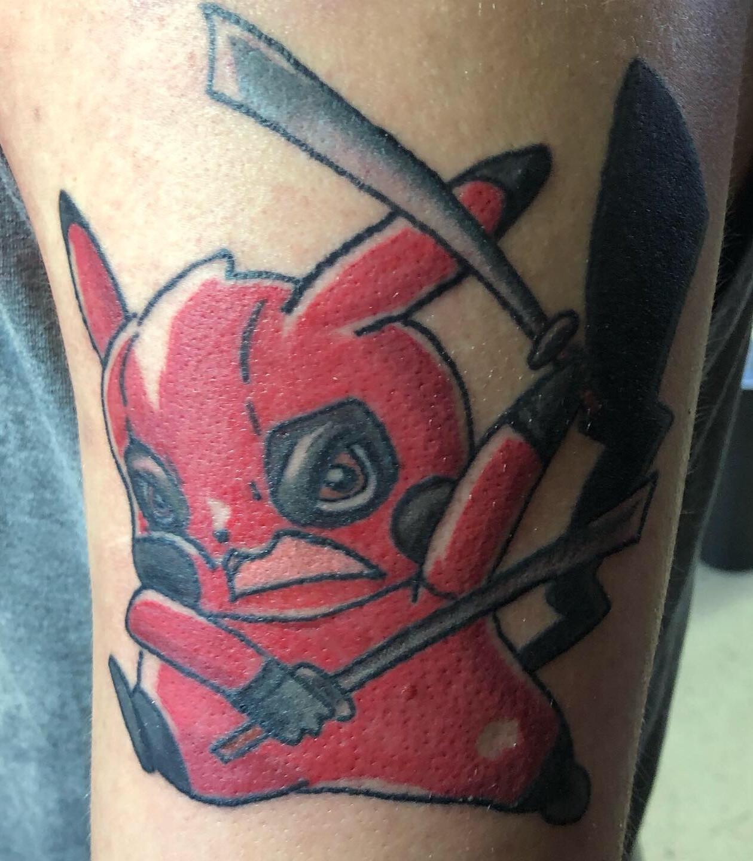 Deadpool'a'chu