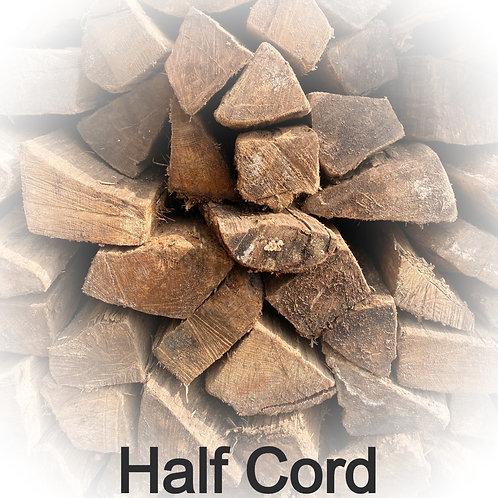 Half Cord of Firewood
